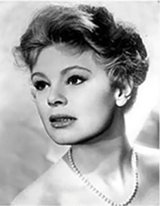 Notable Tri Kappa Member Betsy Palmer