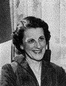 Katharine Craig Notable Tri Kappa Member