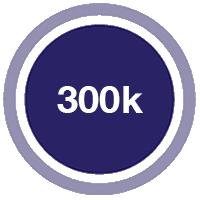 300k-target