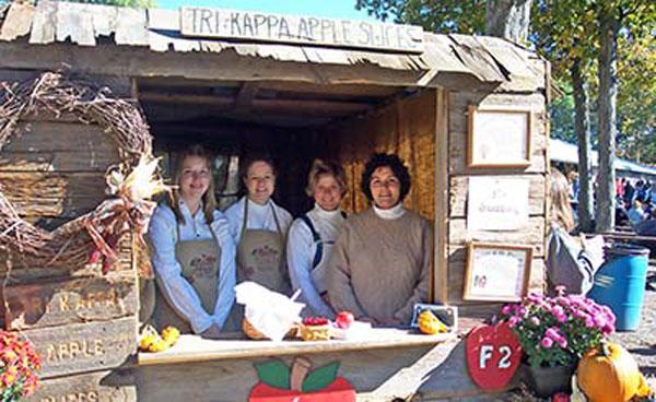 Tri Kappa Charity in Indiana Kendallville