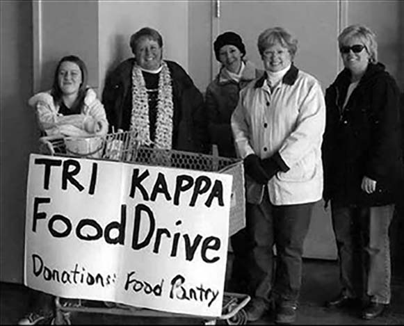 Kendallville food drive