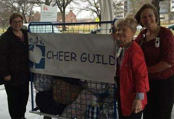 cheer guild McBride Hannan Brown