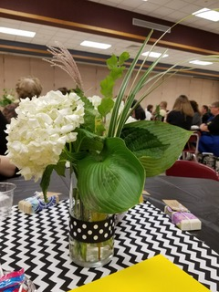 Centerpieces at the Province X PCOT