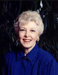 Judy O'Bannon Tri Kappa Member