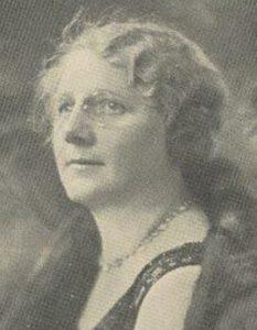 Leslie Martha Morgan Tri Kappa Member