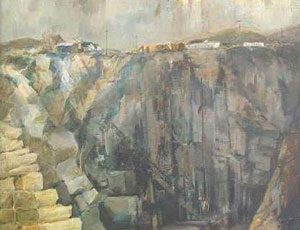 Tri Kappa Fine Arts Collection - Stone Quarry