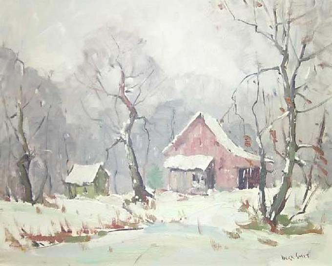 Tri Kappa Fine Arts Collection Winter Romance