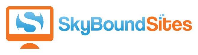 SkyBound Sites Logo