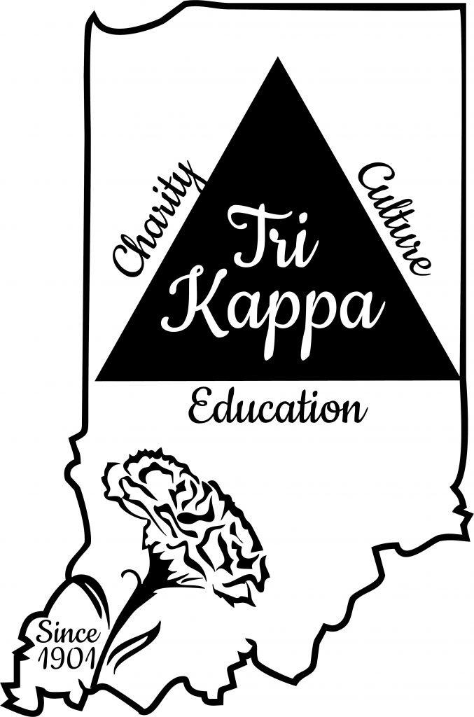 Tri Kappa on Website Header